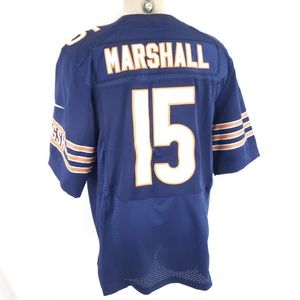 Nike Mens Brandon Marshall #15 NFL Chicago Bears